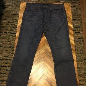 Men's joes jeans dropped slim fit